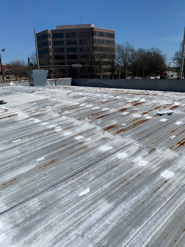 commercial roofing in Atlanta pic